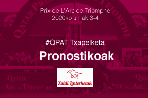 #QPAT Txapelketa: pronostikoak